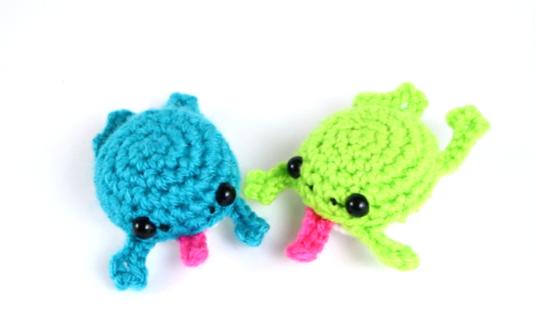 free frog amigurumi crochet pattern pdf download