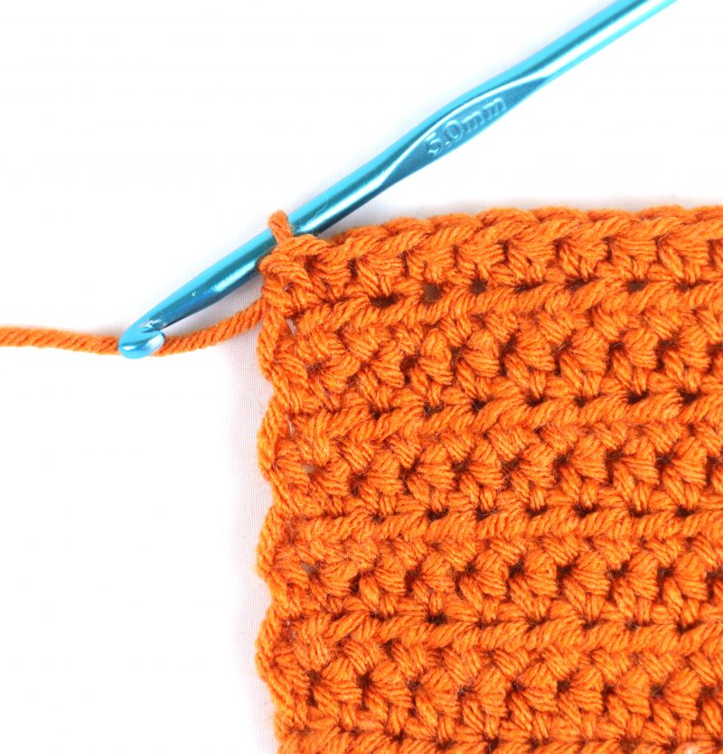 How to make a half double crochet easy video tutorial
