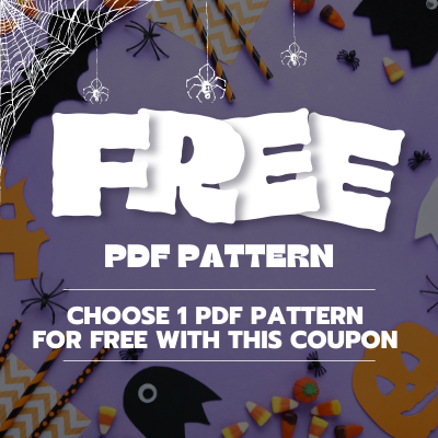 Free PDF Pattern for October